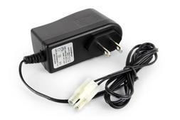 12V Tenergy 300mA AC Plug Charger for 6.0V - 9.6V NiMH Batte