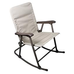 Prime Products 13-6506 Elite Arizona Tan Rocker Folding Chai