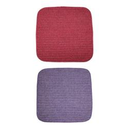 2pcs Grain Chaff Chair Cushion Pads for Dining Rocking Chair
