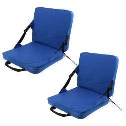 2pcs Rocking Chair Pad Set Seat and Back Cushion Outdoor Cam
