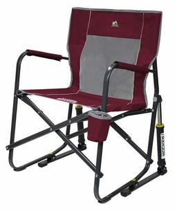 GCI Outdoor 37072 Freestyle Portable Folding Rocking Chair -