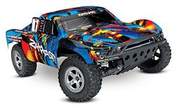 Traxxas 58024 Slash 2Wd Short Course Racing Truck, Rock N' R