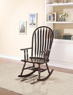 Acme Furniture 59212 Kloris Rocking Chair, Cappuccino