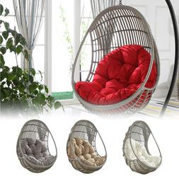 90x120cm Swing Hanging Basket Seat Cushion Thicken Hanging <