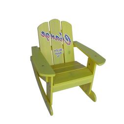 Black Friday - Lovely Kids 2-in-1 Chair / Rocker 20622, Ligh