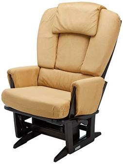 Dutailier Nursing Grand Modern Glider Chair with Built-In Fe