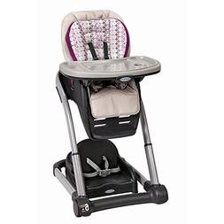 Graco Blossom 4-in-1 Convertible High Chair Seating System,