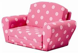 Kidz World Oxygen Pink Sofa Sleeper
