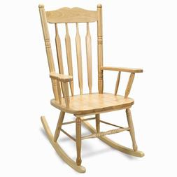 Whitney Brothers: Hardwood Adult Rocking Chair