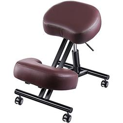 Adjustable Kneeling Chair, Superjare Ergonomic Working Stool