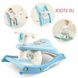 Baby Feeding Chair Seat Infant Toddler Dinning Table Kids Ri
