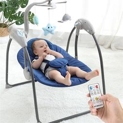 Baby Swing For Newborns Electric Baby Bouncer Baby <font><b>