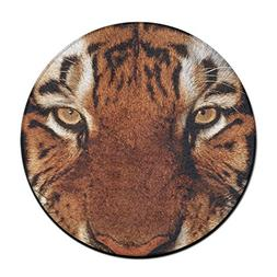 HDMEI Big Tiger Chair Pads Anti-Skid Circular Cushion Pad Of
