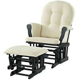 Brand New Angel Line Windsor Glider and Ottoman Cushion Set,