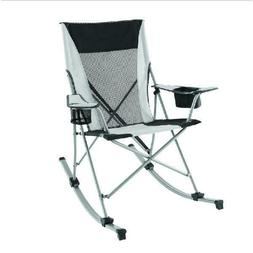 camp rocking chair oversized folding patio lawn