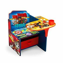 Delta Children Chair Desk With Storage Bin Nick Jr. PAW Patr