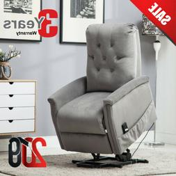 ELECTRIC RECLINER CHAIR ROCKING CHAIR LIFT ARMCHAIR GAMING S