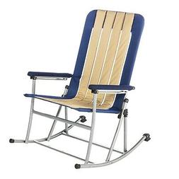 Kamp-Rite Folding Rocking Chair - CC267