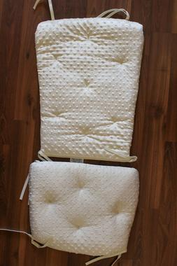 Baby Doll Bedding Heavenly Soft Adult Rocking Chair Cushion