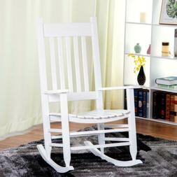 home wood rocking chair porch rocker patio