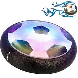Gloween Kids Toys, Hover Soccer Ball Air Power Disc for Boys