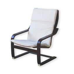 KAO Mart Relax Rocking Chair with Comfortable Cushion Cover