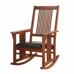 Acme Kloris Tobacco Rocking Chair