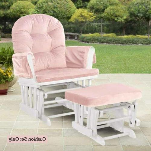 5pc Glider & Ottoman Baby Replacement