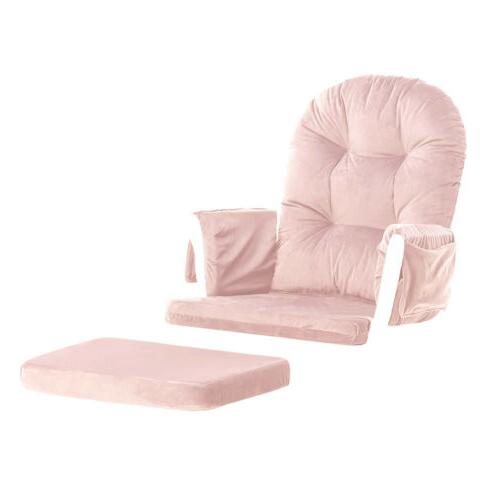 5pc Glider Rocking & Baby Nursery Replacement Cushions