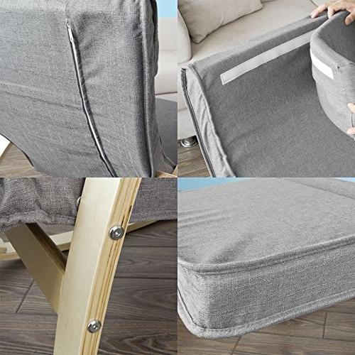 Haotian Comfortable Relax Chair, Side Pocket