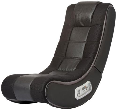 V Rocker 5130301 SE Video Gaming Chair, Wireless, Black with