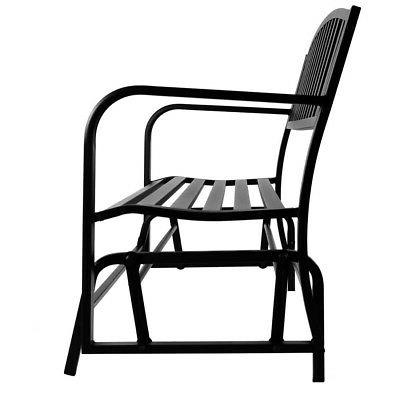 Bench Glider Chair Outdoor Furniture Deck
