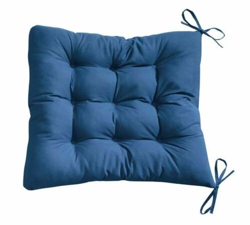 Rocking & Back Blue Cushions