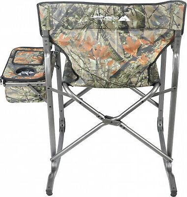 Camouflage Rocking Portable Hunting Patio