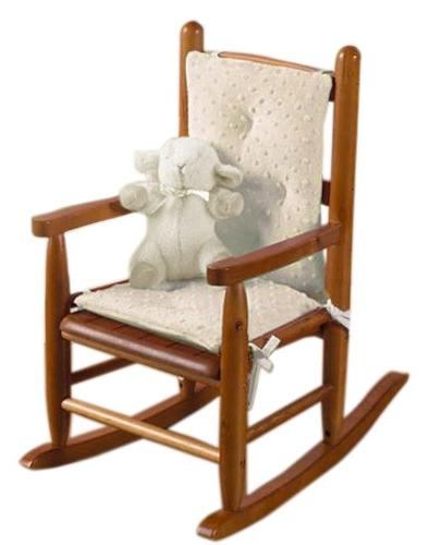 doll heavenly soft rocking chair