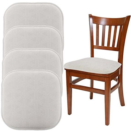 dream home nonslip chair pads