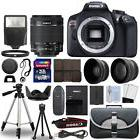 Canon EOS Rebel T6 Digital SLR Camera with EF-S 18-55mm f/3.