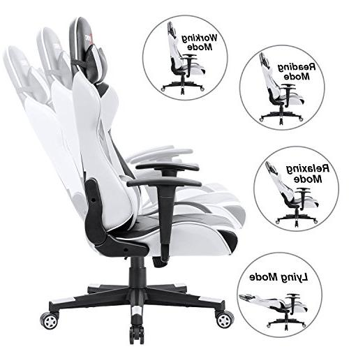 Racing High-Back Computer with Support Executive Office