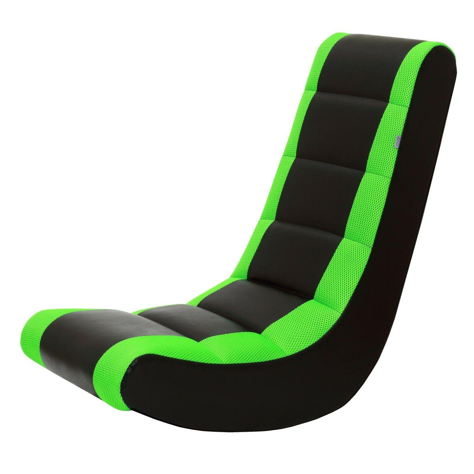 Gaming Reclining Rocking Seating Chair Sofa Indoor Couch Kid