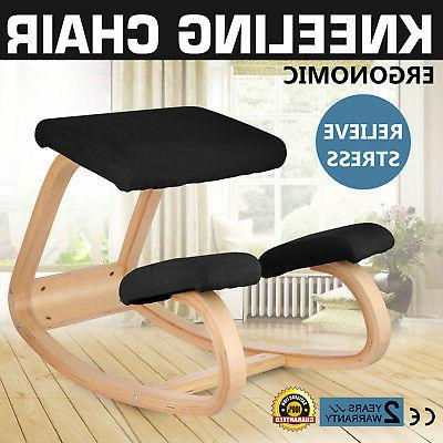 Ergonomic Kneeling Chair-Rocking Chair Knee Stool for Home,O