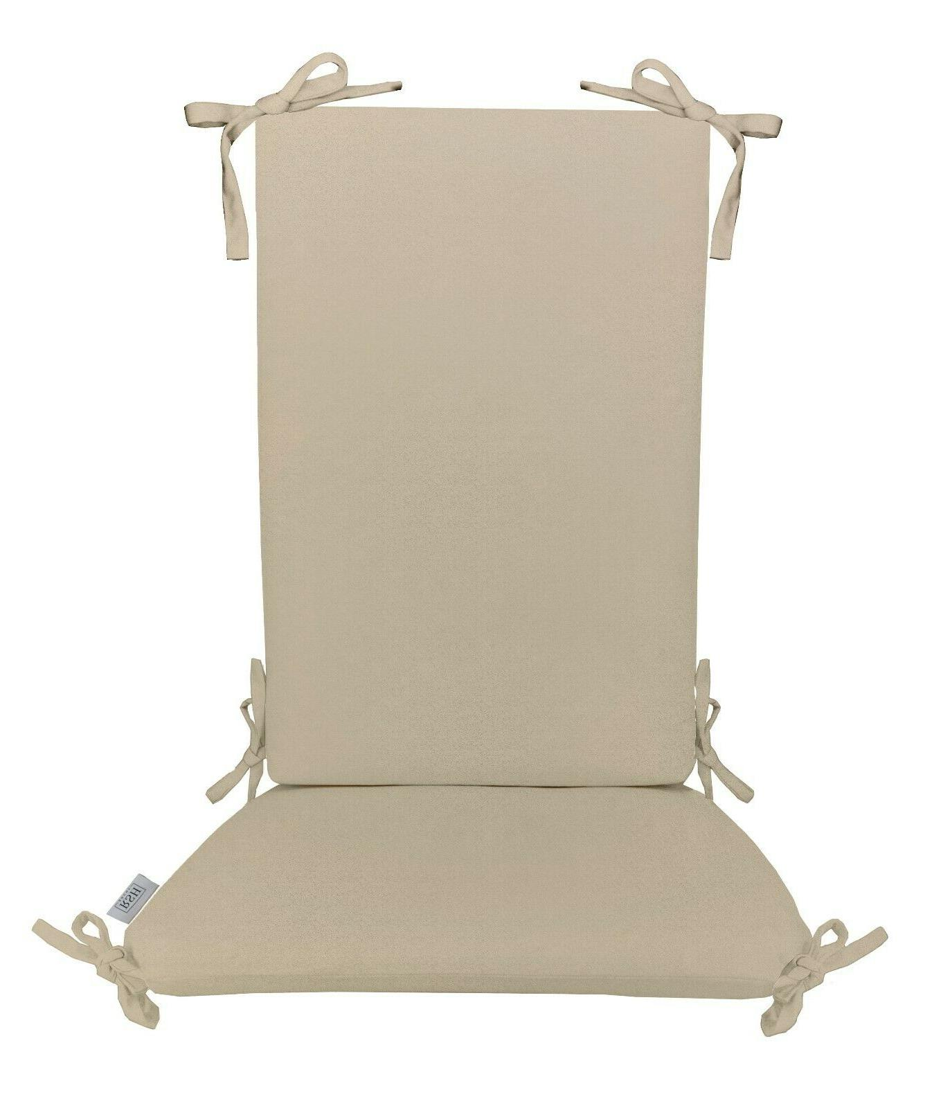 foam rocking chair pad cushion made from
