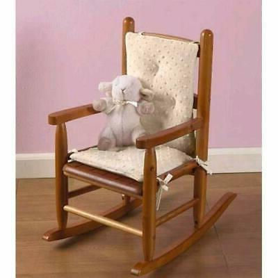 heavenly soft childs rocking chair