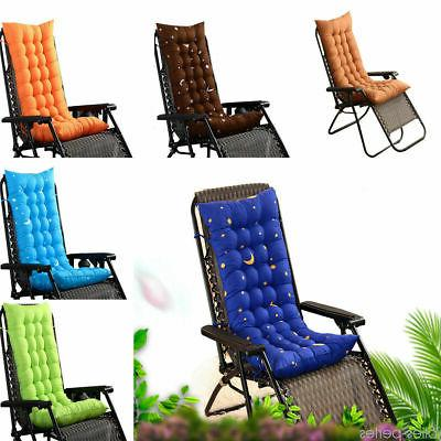 High Seat Pads Rocking Chair Pool Thick Cushions