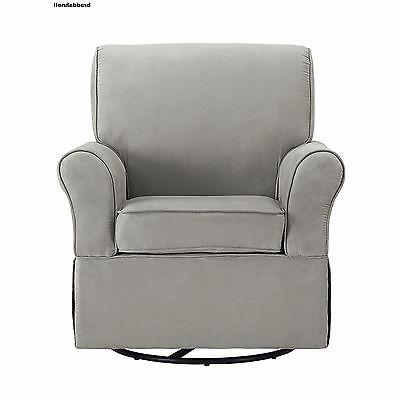 Kelcie Swivel Glider Chair and Set,