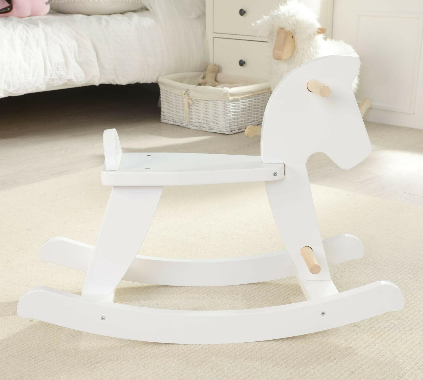 Kids Pony Rocking Toy Playroom On Rocker