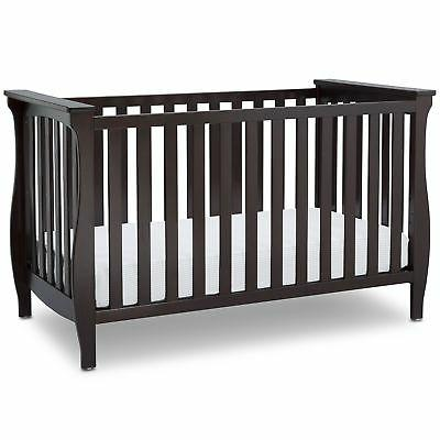 lancaster 3 in 1 convertible baby crib