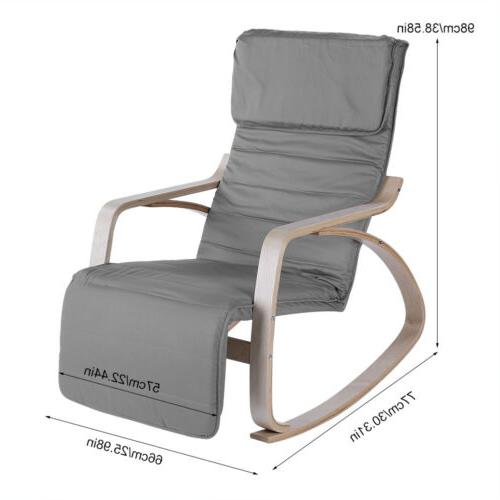 Ergonomic Chair Lounge Pillow For