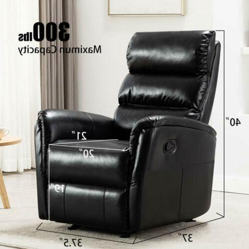 Recliner Air Leather
