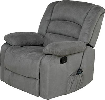 massage rocker recliner with heat and usb