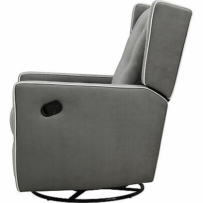 Baby Swivel Gliding Recliner, Color